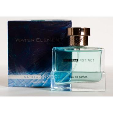 Natural Instinct Water Element для мужчин, 100мл Духи с феромонами sex mischief under the bed restraint system