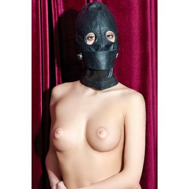 ToyFa Theatre Маска на лицо С открытыми глазами комплект бондажный toyfa theatre черно серебристый