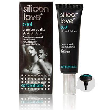 Bioritm Silicon Love Cool, 30мл Анально-вагинальный силиконовый гель-лубрикант с ''cool''-эффектом вибратор art style 16 008407