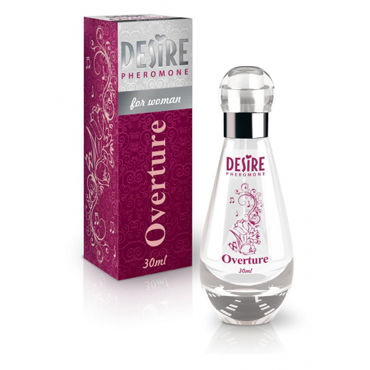 Desire De Luxe Platinum Overture, 30мл Женские духи с феромонами free proxy