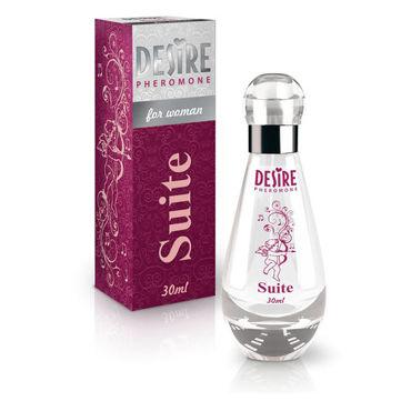 Desire De Luxe Platinum Suite, 30мл Женские духи с феромонами духи спрей женские de luxу platinum desire sonata 30 мл