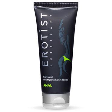 Erotist Anal, 100 мл Анальный лубрикант на силиконовой основе женский нейтральный любрикант на силиконовой основе jo 120 ml