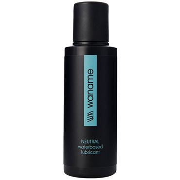 Waname Neutral, 100 мл Нейтральный лубрикант на водной основе ф антибактериальные смазки аромат – нейтральный