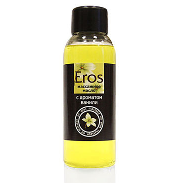 Bioritm Eros Fantasy, 50 мл С ароматом ванили bioritm intim silicon 50 мл масло лубрикант на силиконовой основе