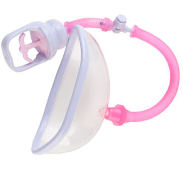 NMC Vagina Cup Помпа для вагины soft line трусики белые с ажурным узором