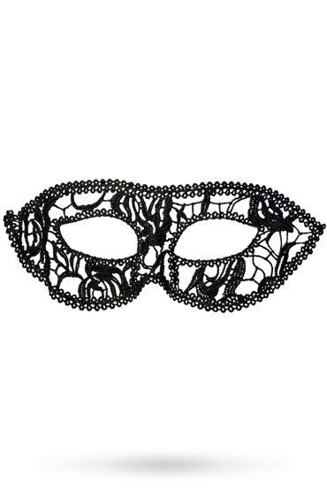 Toyfa Theatre маска Маскарад, черная Маска ажурная из нитей seven til midnight леггинсы черные кружевные с узором