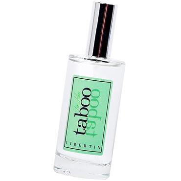 RUF Taboo Libertin, 50 мл Туалетная вода для мужчин с феромонами туалетная вода s oliver туалетная вода s oliver superior man 30 мл