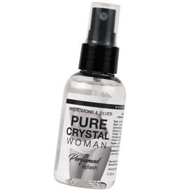 Тестер Natural Instinct Pure Cristal Woman, 50 мл classic erotica pure instinct woman 15 мл
