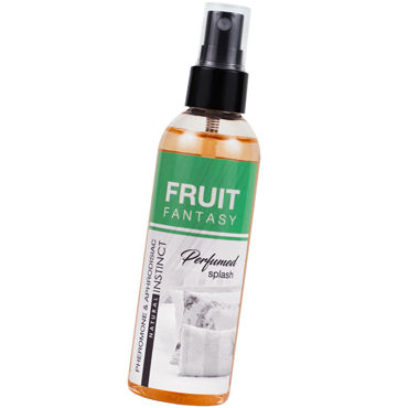 Natural Instinct Fruit Fantasy, 100 мл Парфюм для белья и интерьера с феромонами и афродизиаками