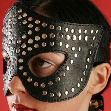Podium очки-маска, черные На кожаной подкладке bei lile презерватив 10 шт секс игрушки для взрослых