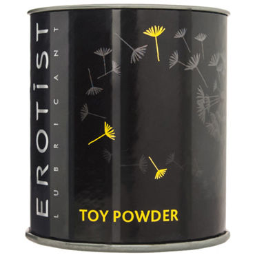 Erotist Lubricant Toy Powder, 50 г Пудра для игрушек erotist lubricant toy powder 50 г пудра для игрушек