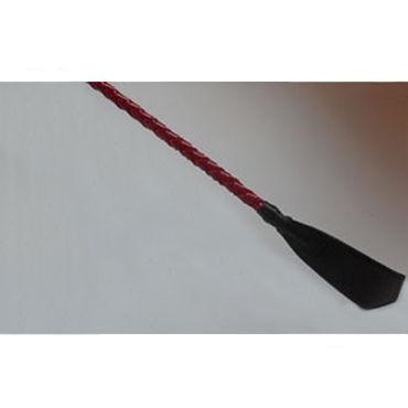 Podium стек 70 см, черно-красный Наконечник-хлопушка, лакированный pipedream fetish fantasy elite 15 см фиолетовый вибрирующая насадка для страпона маска