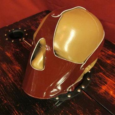 Podium намордник, красный С металлическими заклепками у ellie shoes chrome прозрачный