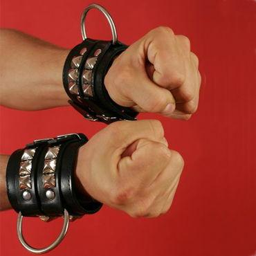 Podium наручники С замшевой подкладкой podium цепи с карабинами 30 см с соединительным кольцом