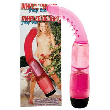 Dream toys вибратор, розовый С усиками baile adour розовый мультискоростной вибратор