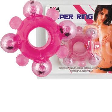 Toyfa кольцо С шариками toyfa кольцо с шариками