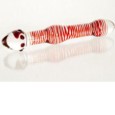 Sexus Glass фаллоимитатор Стекло точка g секс игрушки мастурбировать кролик водонепроницаемый фаллоимитатор вибро массажер многоскоростные