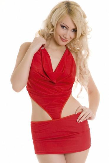 Erolanta платье С открытой спиной erolanta платье красное очаровательное с обнаженной спиной