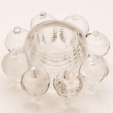 Toyfa кольцо, прозрачное Гелевое, эрекционное toyfa кольцо прозрачное гелевое эрекционное