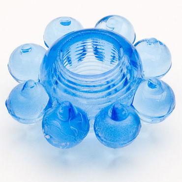 Toyfa кольцо, синее Гелевое, эрекционное