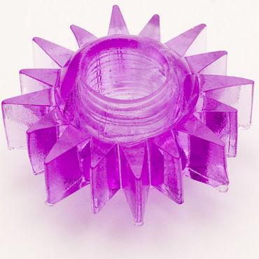 Toyfa кольцо, фиолетовое Гелевое, эрекционное