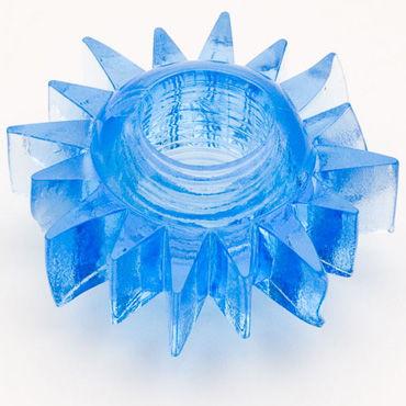 Toyfa кольцо, синее Гелевое, эрекционное toyfa кольцо синее гелевое эрекционное
