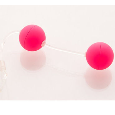 Sexus Funny Five шарики розовые Вагинальные sexus funny five шарики оранжевые для стимуляции вагинальных мышц