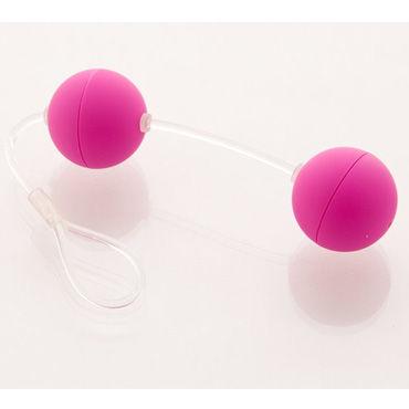 Sexus Funny Five шарики, фиолетовые Для стимуляции вагинальных мышц sexus funny five шарики оранжевые для стимуляции вагинальных мышц