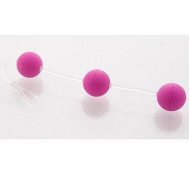 Sexus Funny Five шарики, фиолетовые Для стимуляции анальных мышц toy story 4 funny