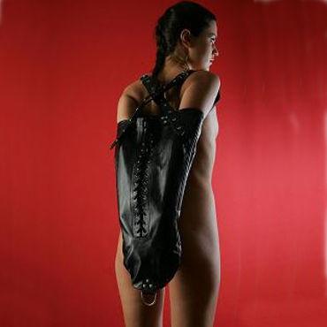Podium бондаж Женский, на шнуровке gopaldas vibrating soft balls розовый вагинальные шарики с шипиками