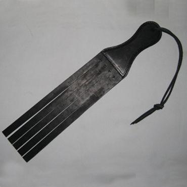 Podium шлепалка Пятипалая, короткая erolanta эротические трусики белые кружевные с эротичными вырезами и доступом