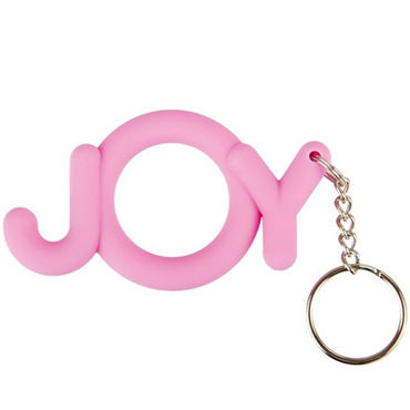 Shots Toys  Joy Cocking, розовый Необычное эрекционное кольцо