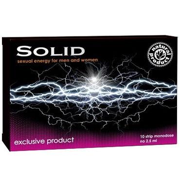 Солид, 10 шт Препарат для мужской потенции страпоны для мужчин материал другой