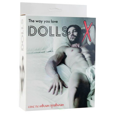 ToyFa Dolls-X Надувная секс-кукла мужчина вибратор other pink denma