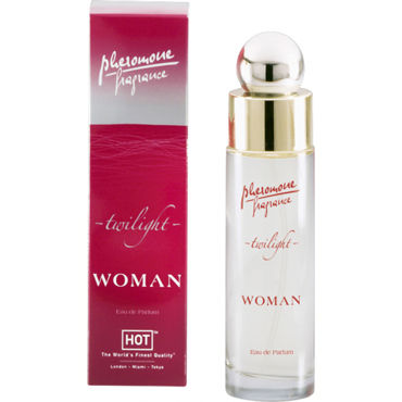 Hot Woman Twilight, 45 мл Духи для женщин с феромонами hot man twilight 50 мл духи для мужчин с феромонами