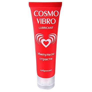 Bioritm Cosmo Vibro, 50 мл Стимулирующий лубрикант на силиконовой основе насадка удлинитель 5 см cyberskin минивибратор