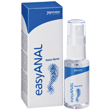 JoyDivision EasyAnal Relax-Spray, 30мл Расслабляющий анальный гель hot naturale spray man intense 5мл