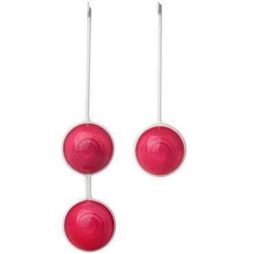 Svakom Zemalia Z Beads-Ruby, красные Набор вагинальных шариков svakom zemalia z beads ruby красные набор вагинальных шариков