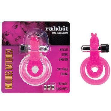 Gopaldas Turtle Cock Ring розовый Эрекционное кольцо с вибрацией gopaldas luvnit vibrating cock ring эрекционное кольцо с вибрацией