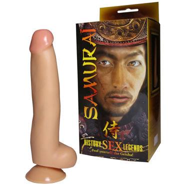 Mif Самурай Гигантский реалистичный фаллоимитатор, 25 см фаллоимитатор дон жуан