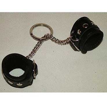 Podium брелок В виде наручников силиконовая плетка doc johnson kink