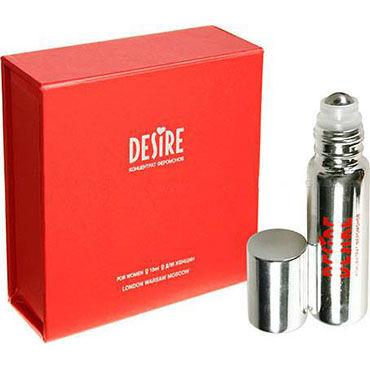 Desire Концентрат феромонов, 10 мл Для привлечения мужчин ночная сорочка и стринги soft line holly красные xxxl