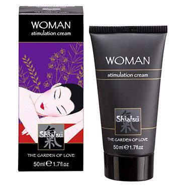 Shiatsu Geishas Dream, 50 мл Стимулирующий крем для женщин высокотехнологичный вибратор other brands av