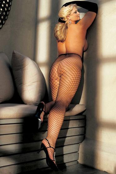 Shirley колготки В крупную сетку baci колготки розовые в крупную сетку