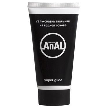 Eroticon Anal Super Glide, 50 мл Для анального секса eroticon гель пролонгатор long 5 мл