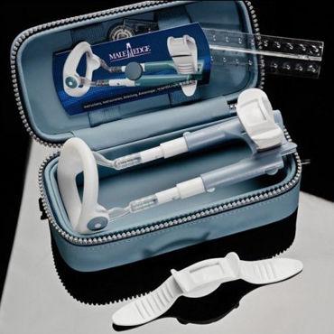 MaleEdge Basic Устройство для увеличения пениса, базовая комплектация male edge комплектующее ремешок для экстендера