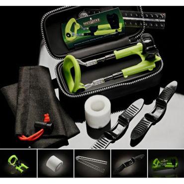 MaleEdge Extra Устройство для увеличения пениса, расширенная комплектация вибромассажер toyfa black