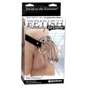 Pipedream The Prisoner Пояс верности для мужчины т популярные товары для взрослых размер 36dd