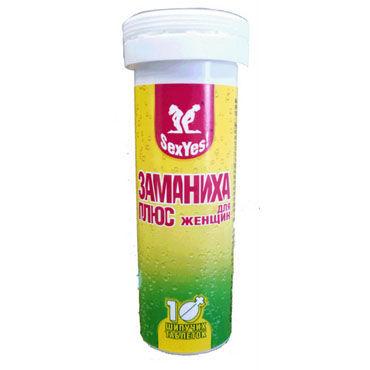 Bioritm Заманиха, 10 шт Шипучие таблетки для женщин