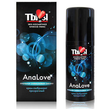 Тестер Bioritm Analove, 20 мл ns novelties tinglers plug ii розовый